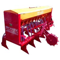 Zero Till Seed Cum Fertilizer Drill