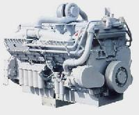 Kta 50m Marine Propulsion Auxiliary Engines