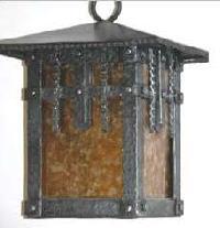 Wrought Iron Lamp Lp - 03