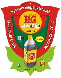 Rg Gingelly Oil