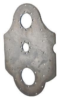 Rotavator Side Plates