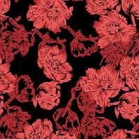 Printed Textile Fabric