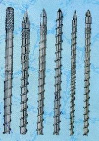 Plastic Screw, Barrels