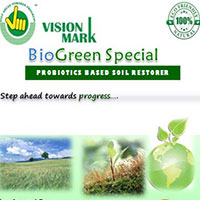 Probiotics Based Soil Restorer