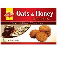 Phoenician Honey Cookies (Biscuits) Recipe — Dishmaps
