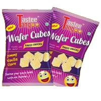 Vanilla Wafer Cubes