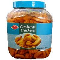 Cashew Crackers / Crunchy Crackers