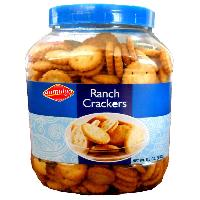 Ranch Crackers / Crunchy Crackers