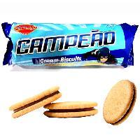 vanilla cream biscuit