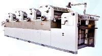 Non Woven Four Color Printing Machine