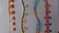 hand embroidered garments