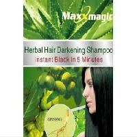 Maxxxmagic Herbal Hair Darkening Shampoo