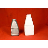 Horizontal Shape Lubricating Oil Bottle
