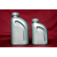 Side Neck Lubricating Oil Bottle