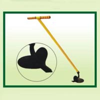Manual Cultivator Plough