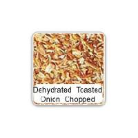 Dehydrated Toasted Onion
