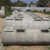Septic Tank - Gujarat - The Bharuch Cement Pipe Works