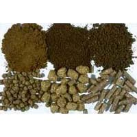 sinking fish feed pellets