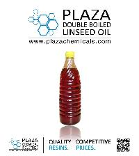 Double Boiled Linseed Oil
