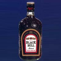 Black Bull Matured Sugarcane XXX Rum