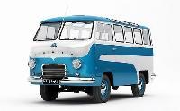 Four Wheeler Buses