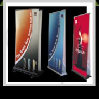 Roll Up Stands Printing Services
