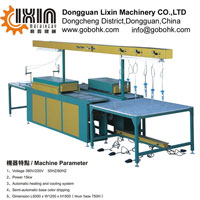 Bidirectional Pvc Production Line Machine
