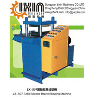Silicone Mouse Mat Moulding Machine