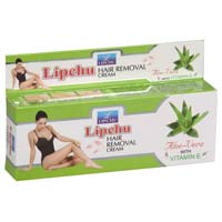 Lipchu Aloe Vera Hair Removal Cream
