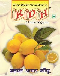 Lemon Pickle Spices