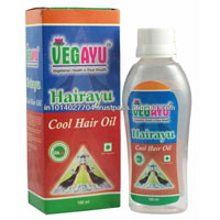 Cool Hair Oil
