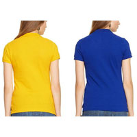 Ladies Polo T- Shirts