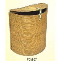 Half Round Laundry Basket