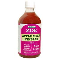 Zoe Apple Cider Vinegar with Grapes & Honey
