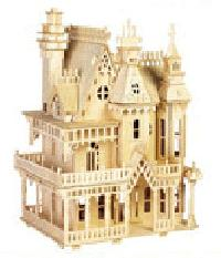 Wooden Craft House