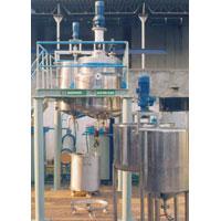 Aloe Vera Juice Extraction Plant