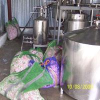 Rose Oil Distillation Plant
