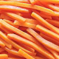 Processed Carrot