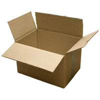 Plain Corrugated Boxes