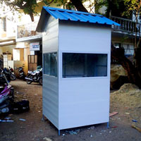 Frp Portable Security Cabin Manufacturers Suppliers