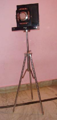 Antique Projector Stands