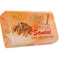 Jeel No.1 Sandal Beauty Soap.