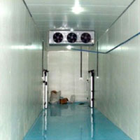 Automation Of Cold Storage
