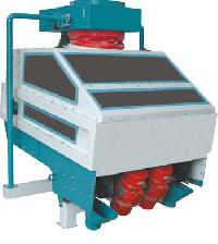 A Series Suction Type Gravity Stone Separator