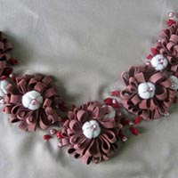 Embroidered Ribbon Work Services