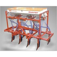9 Tooth 18 Pipe Seed Drill
