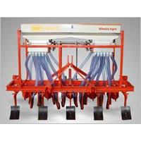 Raised and Furrow Seed Cum Fertilizer Drill & Planter