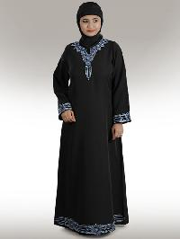 Abaya Islamic Women Clothing Manufacturer offered by Mybatua Delhi ...