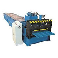 Sheet forming machine