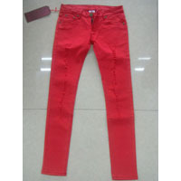 Ladies Skinny Color Jeans - Blackfish Limited